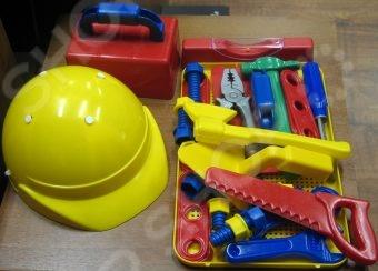 Игровой набор для мальчика «Строитель №3»