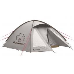 фото Палатка Greenell «Керри 4». Цвет: серый