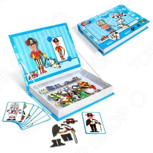 Набор игровой на магнитах 1 Toy «Профи»