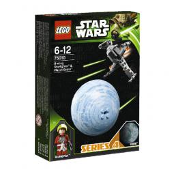 фото Конструктор LEGO Истребитель B-wing и планета Эндор