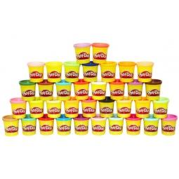 фото Набор пластилина большой (36 банок) Play-Doh