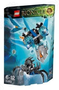 Фигурка сборная LEGO «Тотемное животное Воды: Акида»Конструкторы LEGO<br>Фигурка сборная Lego Тотемное животное Воды: Акида прекрасный комплект для развлечения и приятного времяпрепровождения. Набор состоит из деталей, с помощью которых можно собрать фигурку фантастического персонажа. Конечности фигурки, что позволяет придать ей любую боевую стойку. Особенности:  Куча разных элементов и возможностей.  Увлекательный процесс сборки.  Качественный материал.<br>