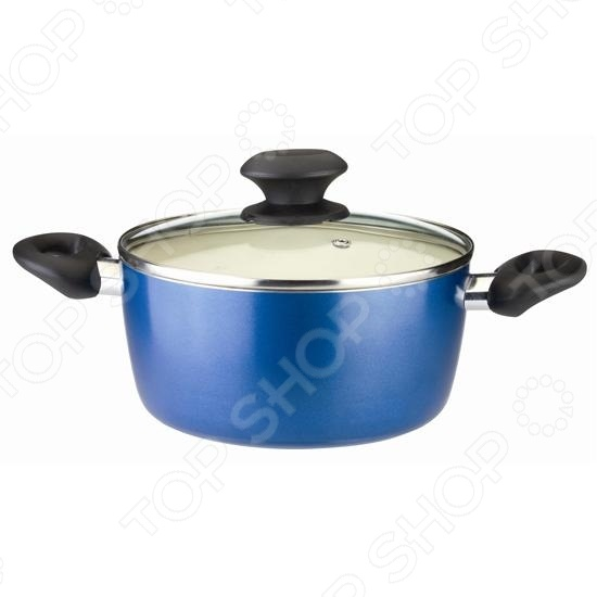 Кастрюля с крышкой Tescoma ecoPrestoКастрюли<br>Кастрюля с крышкой Tescoma ecoPresto - удобная и практичная модель станет незаменимым помощником на кухне. Предназначена для приготовления самых различных блюд, в ней можно сварить первые блюда, а так же потушить овощи, мясо и рыбу. Кастрюля выполнена из высококачественных материалов, что значительно продлевает срок ее службы. Равномерное распределение тепла способствует ускорению процесса приготовления блюд, при этом сохраняются все полезные вещества и витамины. Кастрюля оснащена удобными ручками. Так же в комплект входит крышка из жаропрочного стекла с удобной ручкой, которая позволит сохранить вкус и аромат приготавливаемого блюда.<br>