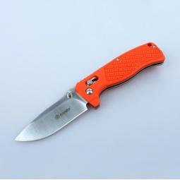 фото Нож складной Ganzo G724M. Цвет: оранжевый