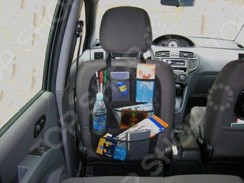 Органайзер на спинку переднего сиденья Comfort Address BAG-028 Comfort Address - артикул: 542445