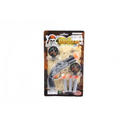фото Набор игровой с пистолетом PlaySmart «Пират» Р41219