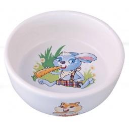 Купить Миска для грызунов DEZZIE «Вкусный обед» 5637002