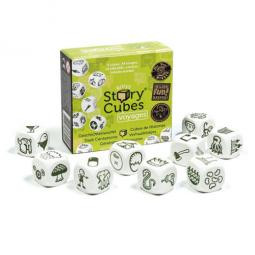 Купить Игра настольная Rory's Story Cubes Кубики Историй «Путешествия»