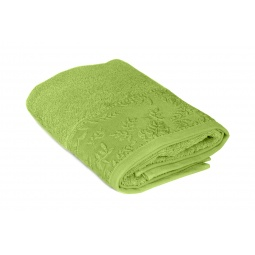 фото Полотенце Tete-a-Tete махровое Т-МП-7185. Размер: 50х90 см. Цвет: зеленый