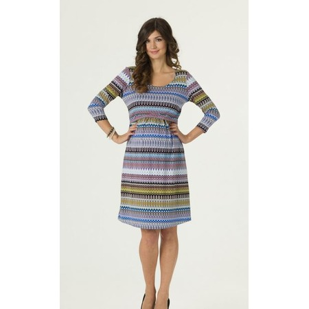Купить Платье для беременных Nuova Vita 2107.08. Цвет: голубой