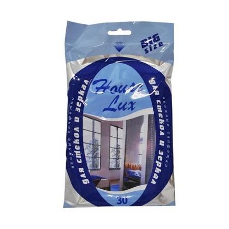 Купить Набор салфеток влажных для стекол и зеркал Авангард HL-48022 House Lux