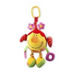 фото Мягкая игрушка развивающая Жирафики «Божья коровка»
