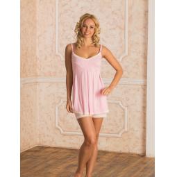Купить Пижама для беременных Nuova Vita 901.1. Цвет: розовый