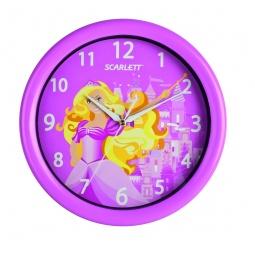 фото Часы настенные Scarlett SC-15 B