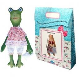 Купить Подарочный набор для изготовления текстильной игрушки Кустарь «Хлоя»