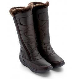 Купить Зимние ботинки высокие женские Walkmaxx COMFORT 2.0. Цвет: коричневый