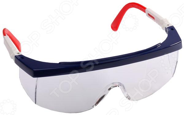 Очки защитные Stayer с регулируемыми по длине и углу наклона дужками