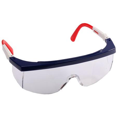 Купить Очки защитные Stayer с регулируемыми по длине и углу наклона дужками