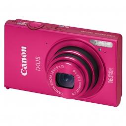 фото Фотокамера цифровая Canon IXUS 240 HS. Цвет: фуксия