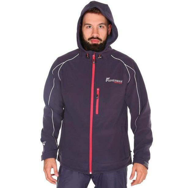 фото Куртка для рыбалки NOVA TOUR «Грейлинг PRO». Размер одежды: XL