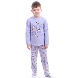 фото Пижама для мальчика Свитанак 227463. Размер: 30. Рост: 110 см