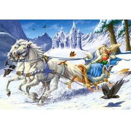 Купить Пазл 120 элементов MIDI Castorland «Снежная королева»