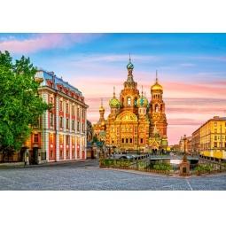 фото Пазл 500 элементов Castorland «Храм в Санкт-Петербурге» B-52257