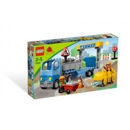 фото Конструктор LEGO Строительство дороги