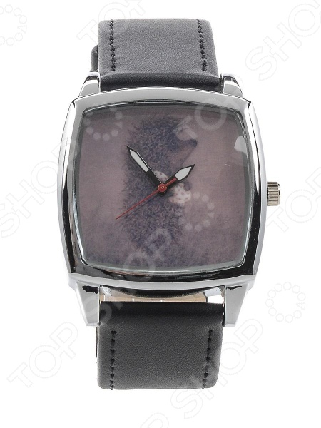 Часы наручные Mitya Veselkov «Ежик с котомкой с» азбука