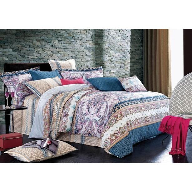 фото Комплект постельного белья Primavelle Paria. 2-спальный. Размер наволочки: 70х70 см — 2 шт