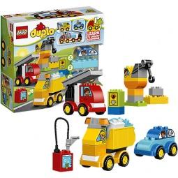 фото Конструктор игровой LEGO «Мои первые машинки»