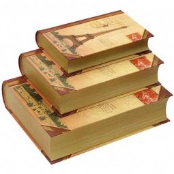 фото Набор из 3-х коробок Белоснежка «Книги»