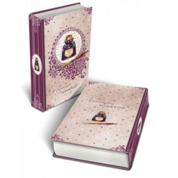 фото Книга-шкатулка Феникс-Презент «Чернильница»