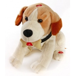 фото Игрушка интерактивная мягкая Fluffy Family «Пес Дружок»