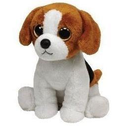 фото Мягкая игрушка TY Собака BANJO. Высота: 20 см