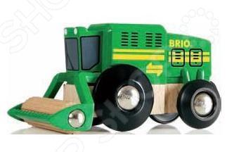 Игрушка деревянная Brio комбайн  по сказочным дорожкам