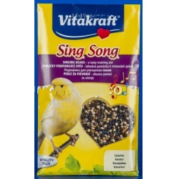 фото Подкормка для певчих канареек Vitakraft Sing Song