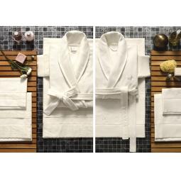 фото Набор халатов с полотенцами Valeron Glossary