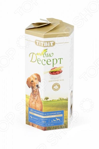 Лакомство для собак TiTBiT 5561 «Печенье диетическое»