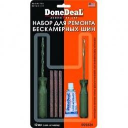 Купить Набор для ремонта бескамерных шин Done Deal DD 0324