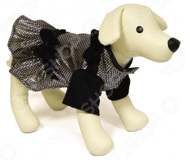 Платье для собак DEZZIE «Мелиса» платье для собак dezzie рейси