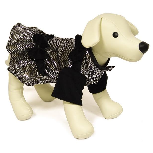 фото Платье для собак DEZZIE «Мелиса». Размер: 30 см