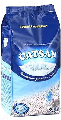Наполнитель для кошачьего туалета Catsan гигиенический WT526