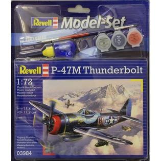 Купить Набор сборной модели самолета Revell «Рипаблик P-47. Тандерболт»
