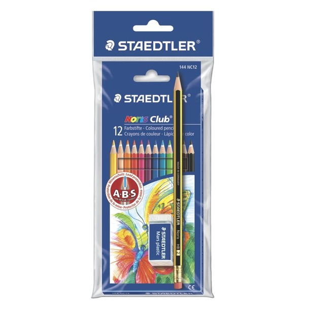 фото Набор цветных карандашей Staedtler 127NC6