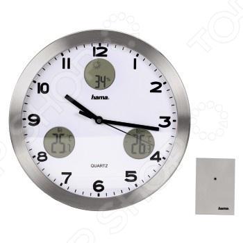 Фото - Часы настенные Hama AG-300 часы настенные hama h 123171