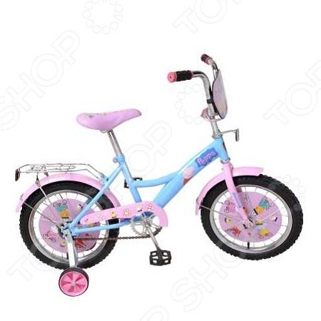 Велосипед детский Navigator ВН16093 «Peppa» велосипед двухколесный navigator superman 16
