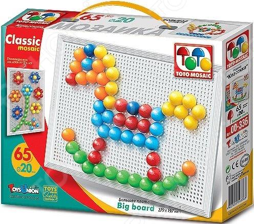 Мозаика Toys Union «Волшебные мечты»Мозаика<br>Мозаика Toys Union Волшебные мечты это интересная игра-головоломка для детей. Мозаика предоставляет уникальную возможность развить у ребенка мелкую моторику рук и координацию движений, а также наглядно-образное мышление, зрительную и тактильную память, умение ориентироваться на плоскости, творческие способности, фантазию и воображение. Мозаика Toys Union это отличный подарок для любознательного ребенка.<br>