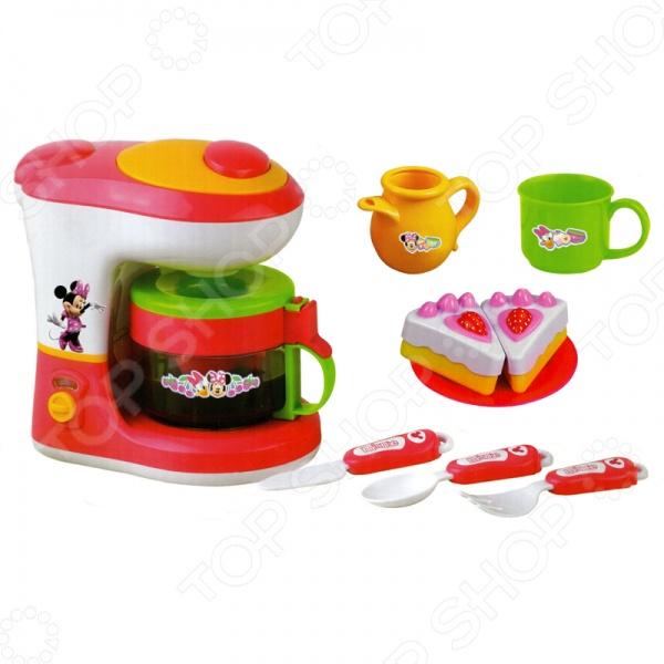 Набор игровой: кофеварка с аксессуарами 1 Toy 60311М ролевые игры playgo игровой набор для приготовления хот догов делюкс