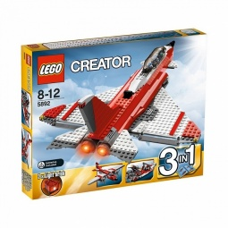 фото Конструктор LEGO Обгоняя звук